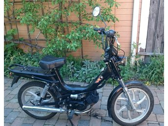Tomos 2 takt, klass 2 moped
