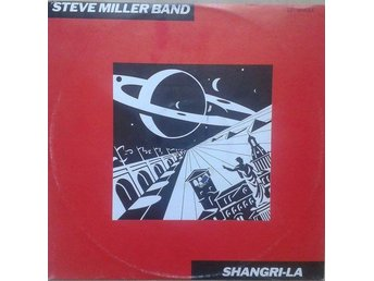 "Steve Miller Band title* Shangri-La* Pop Rock 12"" Netherlands"