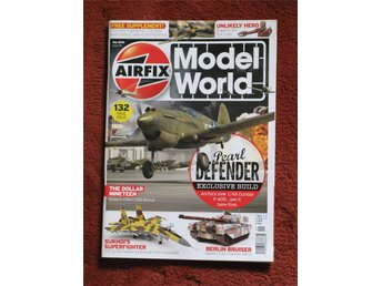 Airfix Model World sept 2016