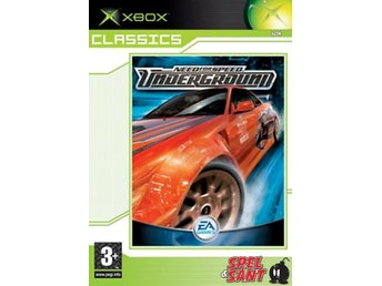 Need For Speed Underground  Classics