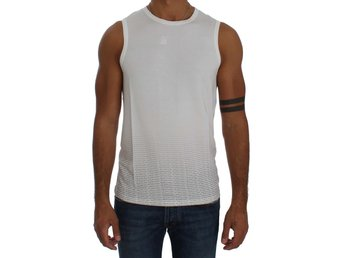 Ermanno Scervino - White Modal Stretch T-shirt