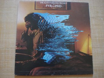 LP The Alan Parsons Project Pyramid