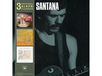 Santana: Original album classics 1974-80 (3 CD)