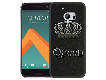 HTC 10 Skal Queen