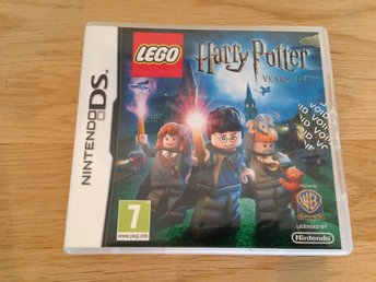 Nintendo DS, LEGO, Harry Potter, Years 1-4.
