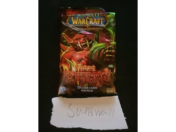 World of Warcraft TCG Kort - Fires of Outland Booster(Chans till Spectral Tiger)