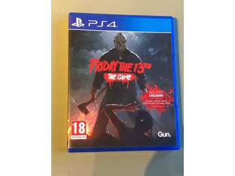 Friday the 13th the game/Jason voorhees/fredagen den 13:de/