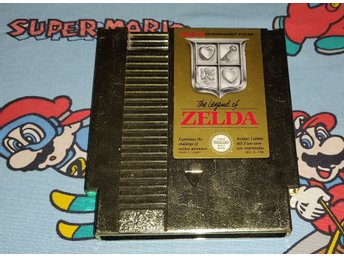 The Legend of Zelda till Nintendo 8bit! 1kr