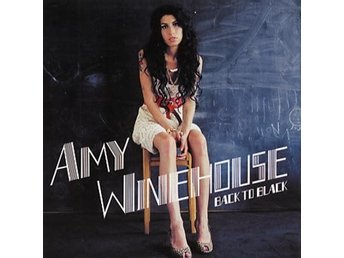 Winehouse Amy: Back to black 2006 (CD)