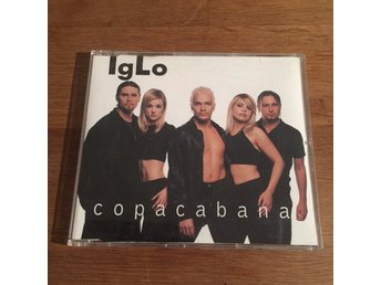 IGLO - COPACABANA. (CDs)