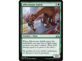 Affectionate Indrik - Magic The Gathering