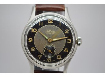 Julklapptips SUPER FIN VINTAGE UR P.W.C (PERFECTA WATCH.CO )