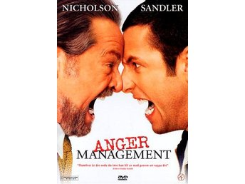 Anger Management (Jack Nicholson, Adam Sandler) DVD