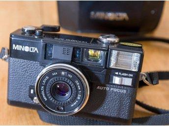 Minolta Af101r 35mm Kompaktkamera Foto & Camcorder Analoge Fotografie