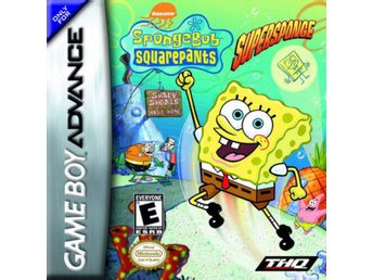 Spongebob Squarepants: Supersponge - Gameboy Advance