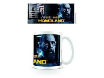 Homeland Mugg It Hits Home