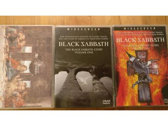 Samling av Black Sabbath DVD
