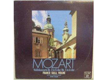 Wolfgang Amadeus Mozart-Violinkonzerte Nr.3 G-Dur / LP - Motala - Wolfgang Amadeus Mozart-Violinkonzerte Nr.3 G-Dur / LP - Motala