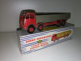 Dinky Supertoys 901 Foden 8-wheel