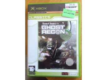 TOM CLANCY´S GHOST RECON till XBOX