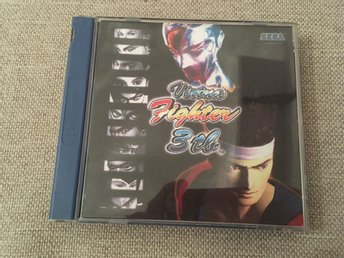 Virtua Fighter 3 tb- Sega Dreamcast