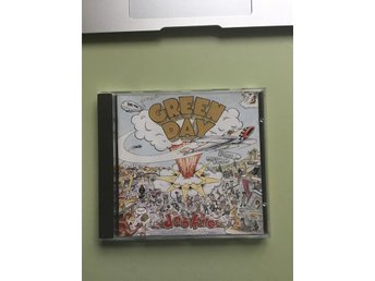 Green Day: Dookie.  CD