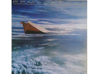 PFM titel* Jet Lag* Prog Rock, Jazz-Rock Germany LP
