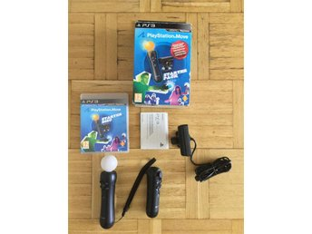 Move Starter Kit PS3 + PlayStation Move Navigation Controller