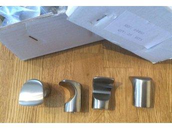 En styck rostfri knopp i modern design till luckor, skåp & dörrar! - Borås - En styck rostfri knopp i modern design till luckor, skåp & dörrar! - Borås
