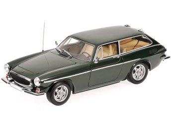 Minichamps 1:18 Volvo P1800 ES1971 i mörkgrön STOR och FIN-1 av end. 500 stycken - Zundert (nl) - Minichamps 1:18 Volvo P1800 ES1971 i mörkgrön STOR och FIN-1 av end. 500 stycken - Zundert (nl)