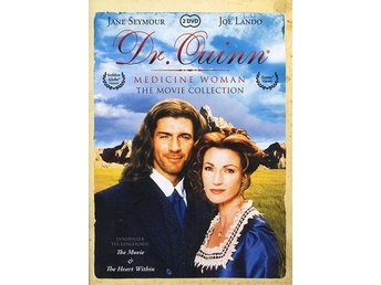 Dr Quinn / Movie collection (2 DVD) Ord Pris 69 kr SALE