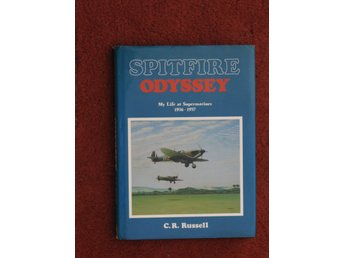 Spitfire Odyssey - C.R. Russell