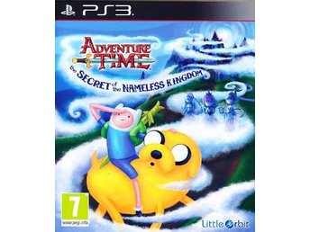 Adventure Time Secret of Name (PS3)