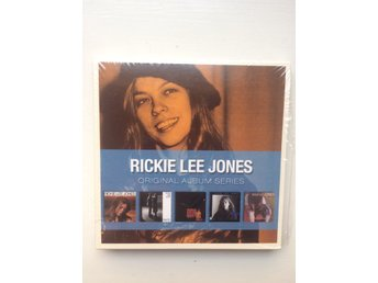 Rickie Lee Jones - Original Album Series 5 Cd