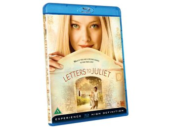 LETTERS TO JULIET - BLU-RAY