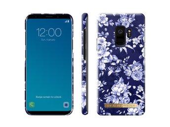 Javascript är inaktiverat. - Malmö - FASHION CASE Samsung Galaxy S9 - SAILOR BLUE BLOOMTRENDIGT MOBILSKAL FÖR Samsung Galaxy S9Del av iDeal Concept och magnetiskt kompatibel med iDeal Of Sweden's fodral och ha°llareiDeal Fashion-kollektionen är framtagen och utvecklad för den mo - Malmö