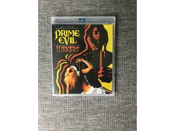 Prime evil / lurkers bluray regionsfri ( vinegar syndrome )