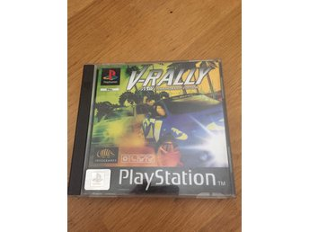 Playstation - V-Rally