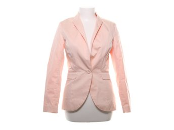 H&M Conscious Collection, Kavaj, Strl: 36, Rosa