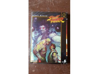 Street Fighter Final Round - Graphic Novels - Vol 6 - Udon