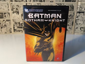 Batman: Gotham Knight DVD