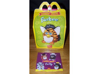 Happy Meal Kartong - Furbee