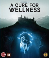 A cure for wellness (Blu-ray)-Mia Goth och Dane DeHaan