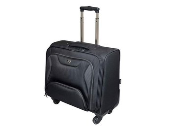 "PORT Designs 15.6"" Manhattan PRO 4-wheels Business Trolley /170229"