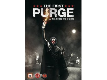 Purge 4 - The first purge (DVD)