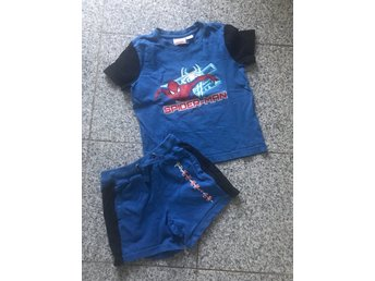 Spider-Man pyjamas stl 98/104