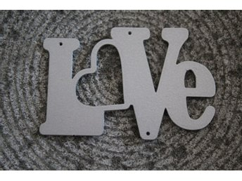 Cutting dies - Love