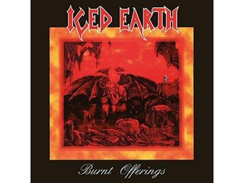 Iced Earth -Burnt offerings DLP with poster and gatefold