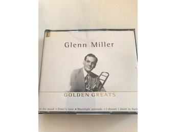 Glenn Miller - Golden Greats 3xCD (CD) *fri frakt*