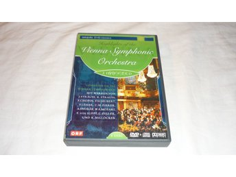 Highlights of the Vienna Symphonic Orchestra - 3 DVD+2CD